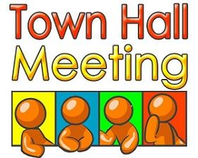 Town Hall Meeting resized